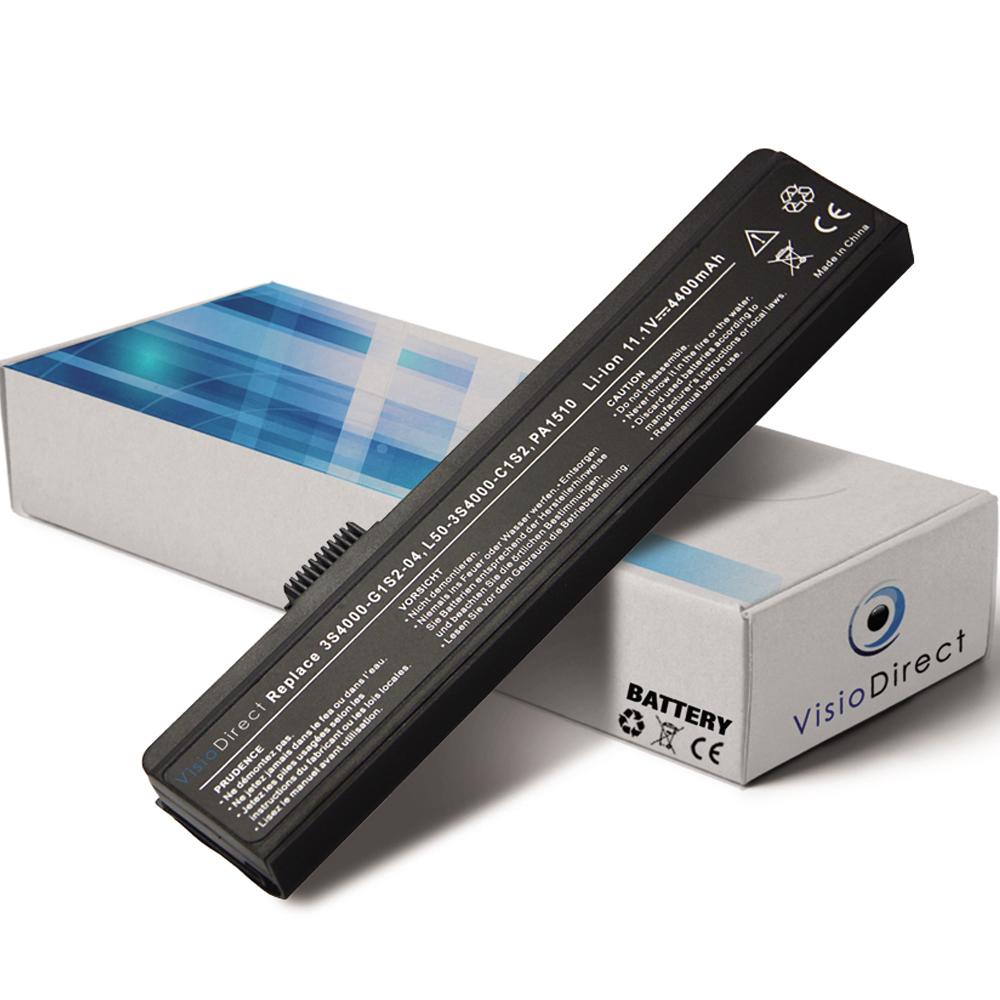 Batterie 11.1V 4400mAh type 3S...