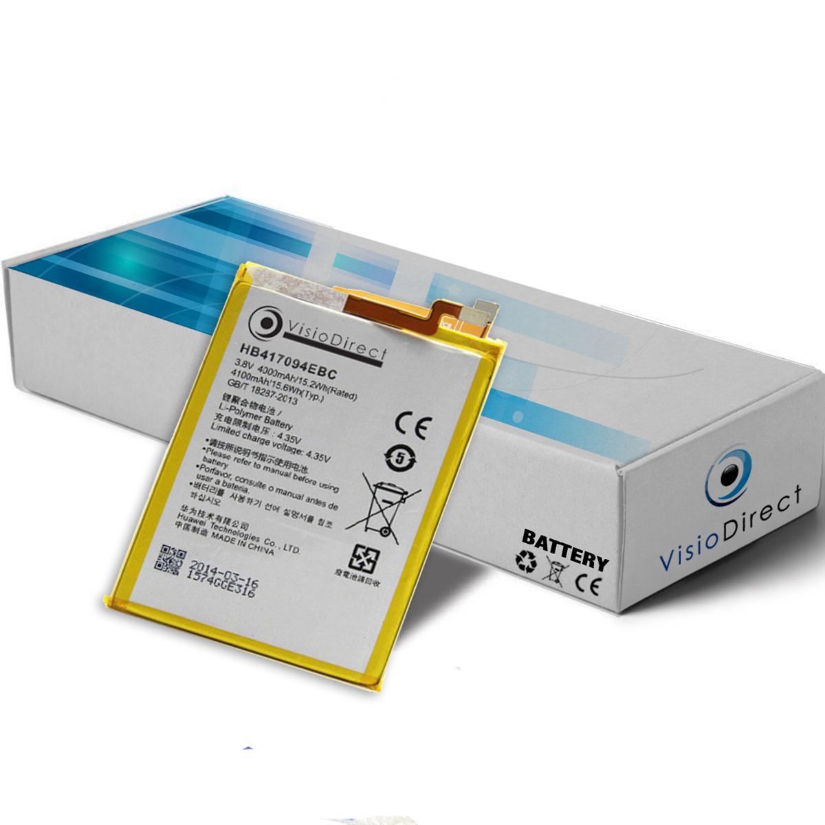 Batterie interne pour Huawei M...