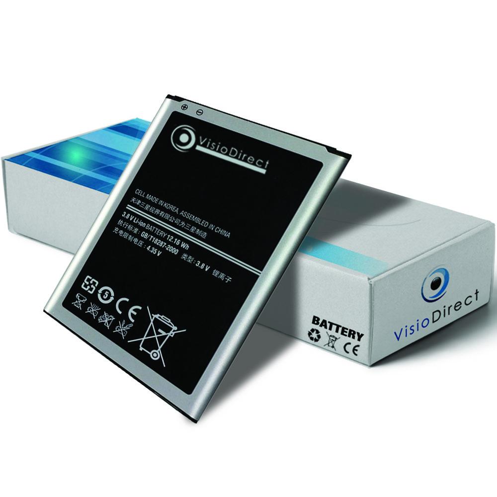 Batterie interne pour Samsung ...