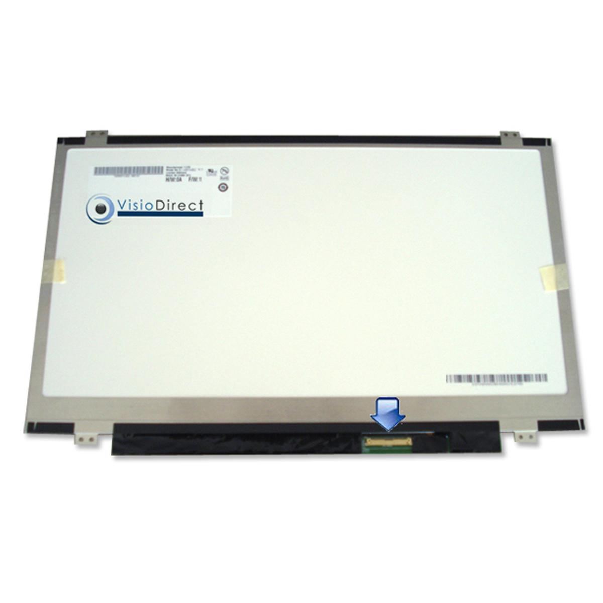 Dalle Ecran 14 WXGA LED 1600X9...