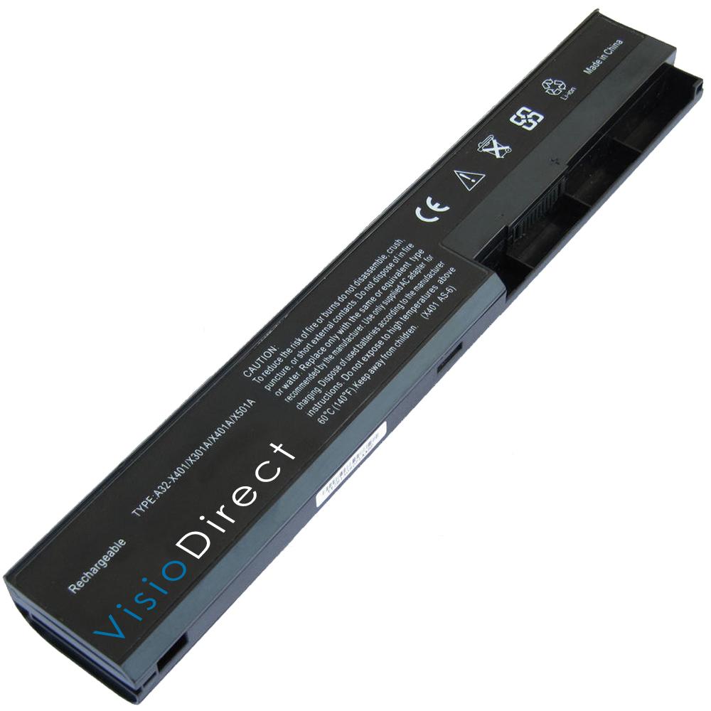 Batterie pour ordinateur portable ASUS X301A1 11.1V