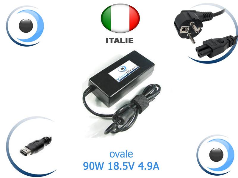 Alimentatore caricabatterie adattatore per portatile hp compaq presario r4000 ebay - Adattatore finestra condizionatore portatile ...