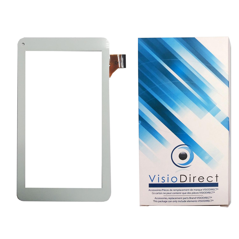 Visiodirect® Vitre ecran tact...